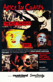 Verso de Sandman Mystery Theatre (1993) -2- The Tarentula: Act Two