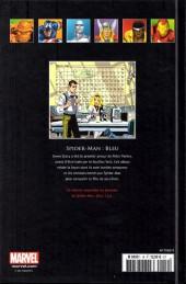 Verso de Marvel Comics - La collection (Hachette) -1928- Spider-Man - Bleu