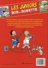 Verso de Bob et Bobette (Les Juniors) -8- Les p'tits astros