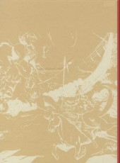 Verso de Ragnar -12- La harpe d'or - Livre 1-2