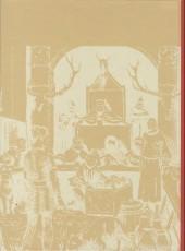 Verso de Ragnar -34- La saga du trésor - Livres 3-4