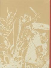 Verso de Ragnar -910- Gurid enlevée - Livre 9-10