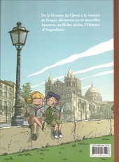 Verso de Histoires de... - Histoires d'Angoulême - Tome 2