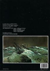 Verso de Les passagers du vent -3b1984a- Le comptoir de juda