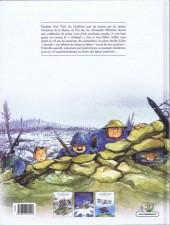 Verso de Les godillots -3- Le Vol du Goéland