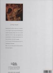 Verso de Little Tulip - Tome TL