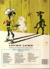 Verso de Lucky Luke -54a89- La fiancée de Lucky Luke