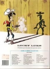 Verso de Lucky Luke -35a91- Jesse James