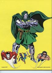 Verso de Top BD -12- Les Vengeurs - Fatalis Imperator