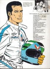 Verso de Michel Vaillant -28a1978- Le secret de Steve Warson