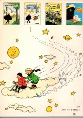 Verso de Quick et Flupke (en langues étrangères) -1Finnois- Jännitystä ilmassa