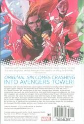 Verso de Avengers Vol.5 (Marvel comics - 2013) -INT06- Infinite Avengers