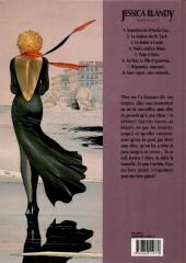 Verso de Jessica Blandy -3b1993- Le diable à l'aube