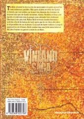 Verso de Vinland Saga -13- Tome 13