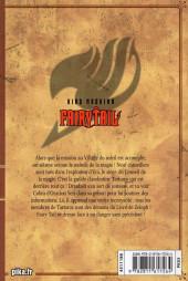 Verso de Fairy Tail -42- Tome 42