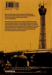 Verso de Tokyo River's Edge -2- Volume 2