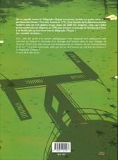 Verso de La bête aux pattes noires - La fabuleuse aventure du télégraphe Chappe