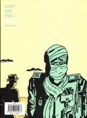 Verso de Les scorpions du Désert (Nouvelle édition) -4- Conversation mondaine à Moulhoule