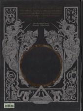 Verso de Chroniques de la Lune Noire -INT5- L'intégrale V
