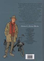 Verso de Jérôme K. Jérôme Bloche -4e2012- Passé recomposé