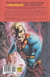 Verso de Miracleman (2014) -INT02- Book Two: The Red King Syndrome