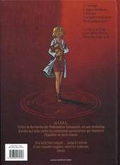 Verso de Les démons d'Alexia -1a10- L'Héritage