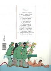 Verso de Les femmes en Blanc -8b1997- Six foies neufs
