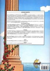 Verso de Alix -3d2002- L'Île maudite
