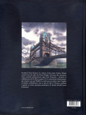 Verso de Les enquêtes du commissaire Raffini -11- L'Inconnue de Tower Bridge