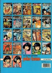 Verso de Yoko Tsuno -11a90- La spirale du temps