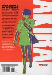 Verso de Akira (2009) -1- Volume 1