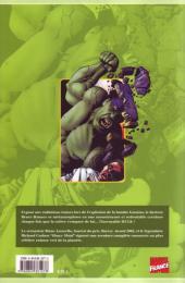 Verso de Hulk (100% Marvel) -2- Banner