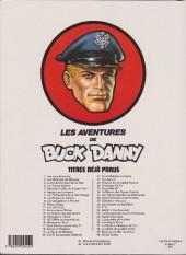 Verso de Buck Danny -41a1984- Mission 'Apocalypse'