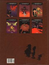 Verso de Les innommables (Premières maquettes) -86- Cloaques
