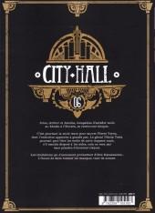 Verso de City Hall -6- Tome 6