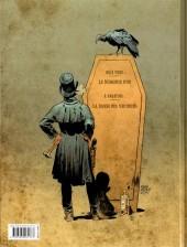 Verso de Undertaker -1- Le Mangeur d'or