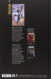 Verso de Shazam (Urban Comics) - Shazam