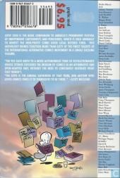 Verso de SPX: Small Press Expo -2000- Expo 2000