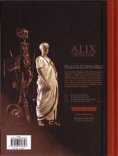 Verso de Alix Senator -3TL- La Conjuration des rapaces