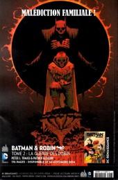 Verso de Batman Saga -HS06- Le fils de Batman