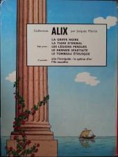 Verso de Alix -5b1968- La griffe noire