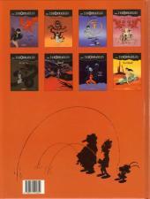 Verso de Les innommables (Premières maquettes) -108-