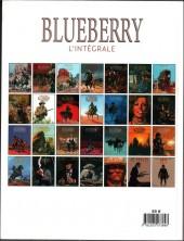 Verso de Blueberry -INT- L'intégrale