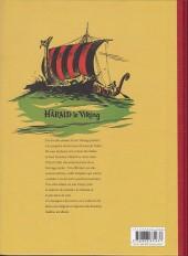 Verso de Harald le Viking -INT- L'intégrale