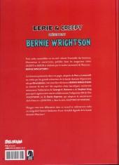 Verso de Eerie et Creepy présentent Bernie Wrightson