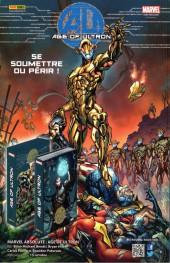 Verso de Iron Man Hors-Série -6- Incassable