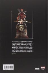 Verso de Deadpool (Marvel Dark) -2- Deadpool massacre Marvel