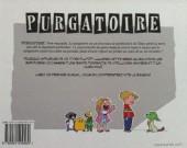 Verso de Purgatoire (Rodier) -1- Chacun son enfer!
