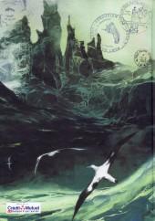 Verso de Australes - Deux récits du monde au bout du monde -1Pub- Voyage aux îles de la désolation