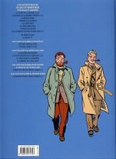 Verso de Blake et Mortimer -15b13- L'étrange rendez-vous
